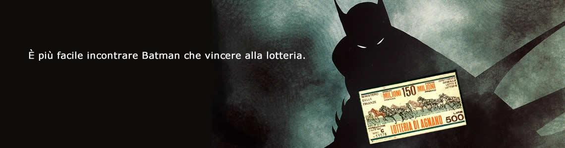 Circolo dei Tignosi Blog Lotteria Italia